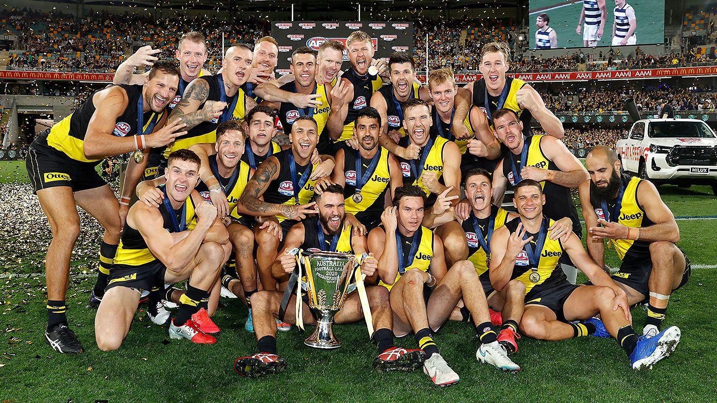 Richmond Tigers AFL Grand Final