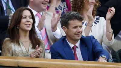 Princess Mary and Prince Frederik, 2014