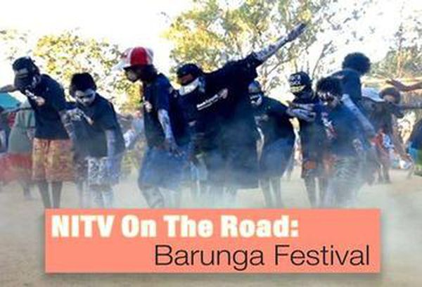 Nitv On The Road: Barunga Festival