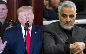 Interpol rejects Iran's arrest warrant for Trump over Soleimani drone strike