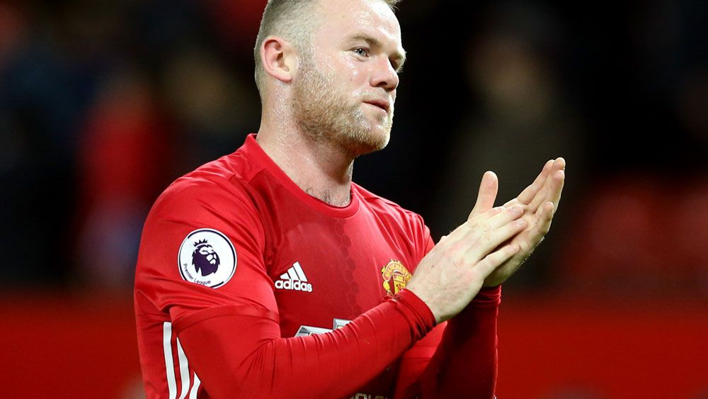 Wayne Rooney may leave Manchester United. (AAP)