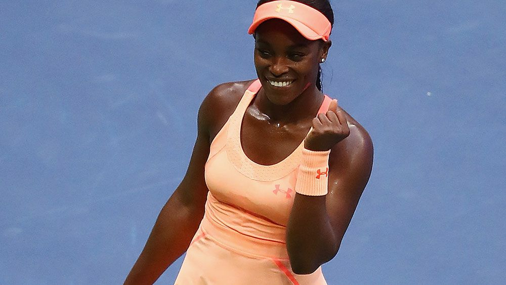 Sloane Stephens won the US Open women's final. (Getty Images)