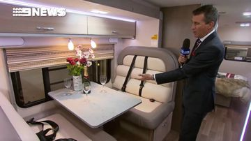 Would you pay $300,000 for this luxury motorhome?