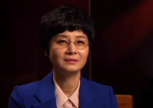 Kim Hyon-Hui was 19 years old when she began her training at the North Korean Army's secret, elite espionage school. (ABC News)