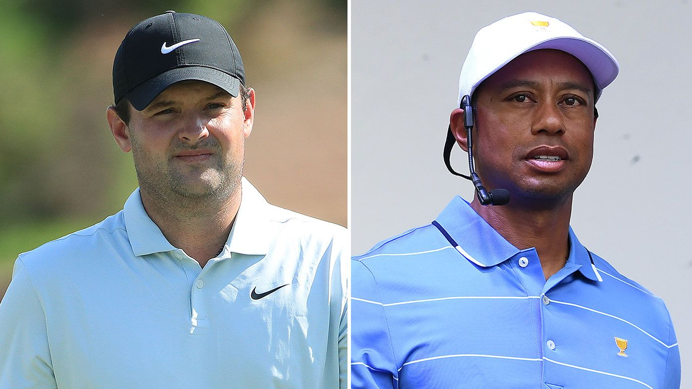 Patrick Reed & Tiger Woods