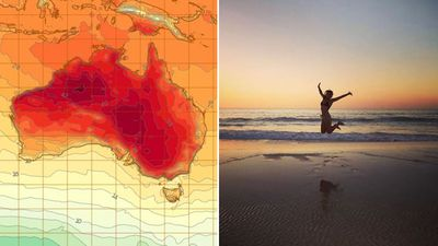 Sweltering day ahead for Aussies across the nation