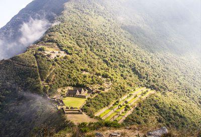 Swap Machu Picchu for Choquequirao
