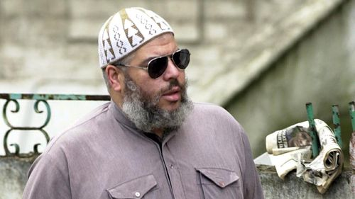 British preacher Abu Hamza jailed for life over terrorism and kidnapping
