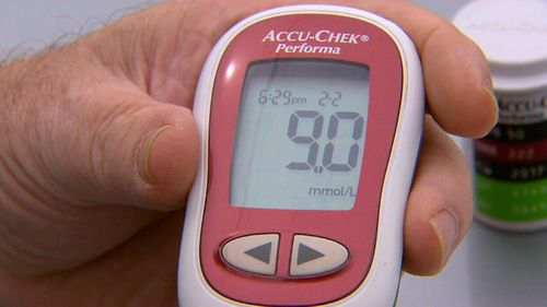 In Australia, one person every five minutes is diagnosed with the chronic condition (Supplied).