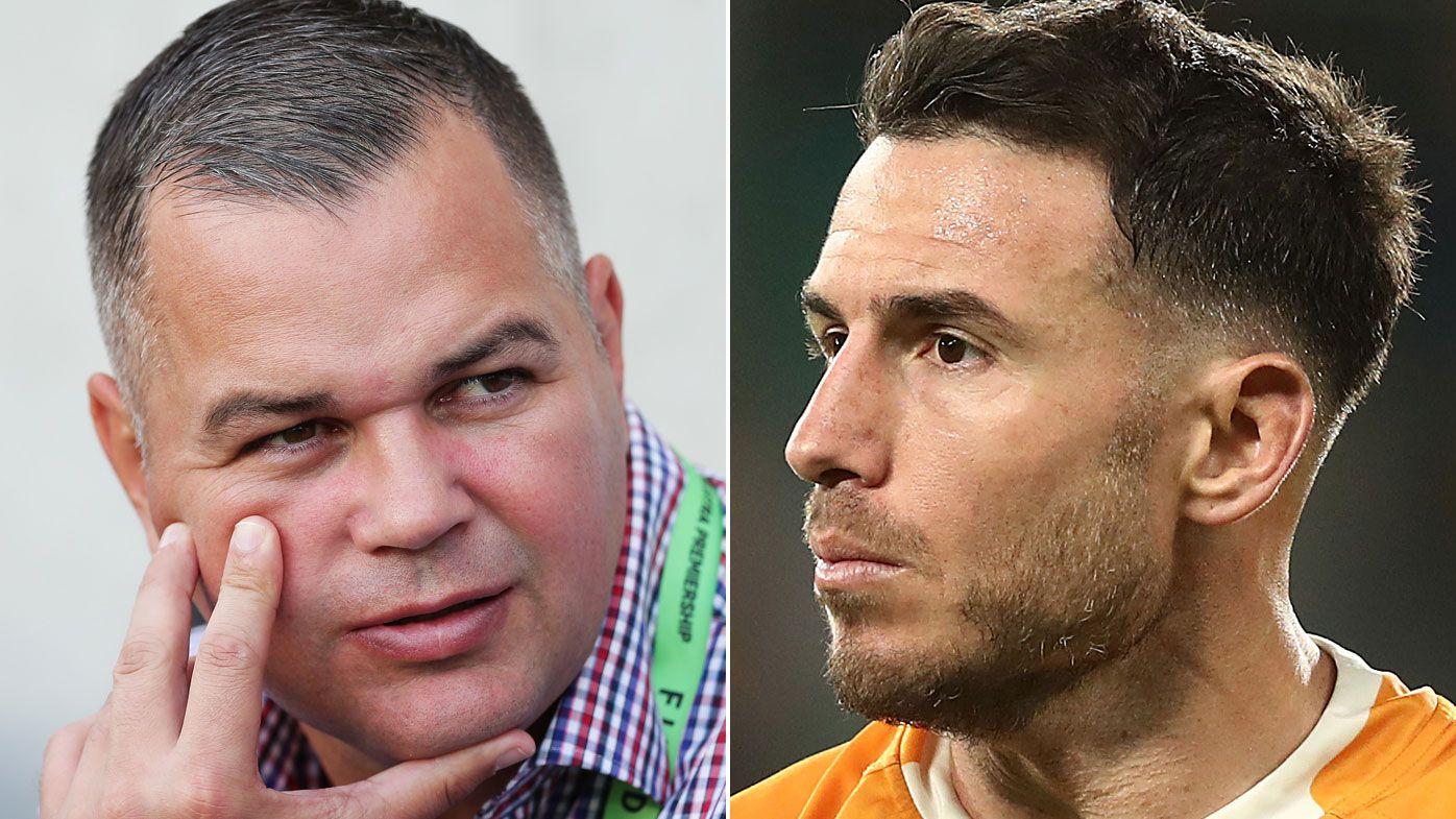 Kevin Walters, Glenn Lazarus hammer Broncos over NRL finals disaster