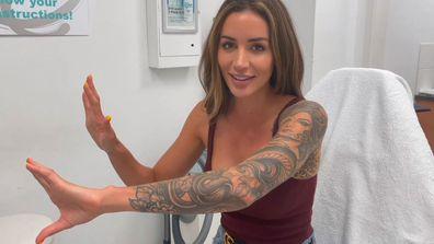 Vanessa Sierra Tattoo