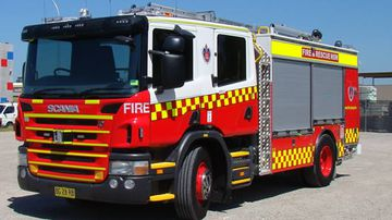 NSW Fire and Rescue generic