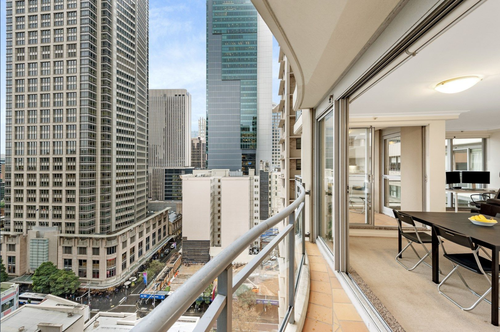 Sydney's inner suburbs have been hardest hit, with homes in the CBD, falling in value by an average of 13.6 percent in the last 12 months. Picture: Domain