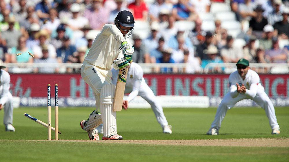 South Africa crush England to level Test cricket series at Trent Bridge