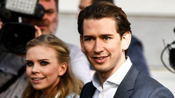 Kurz joins world leader's youth club