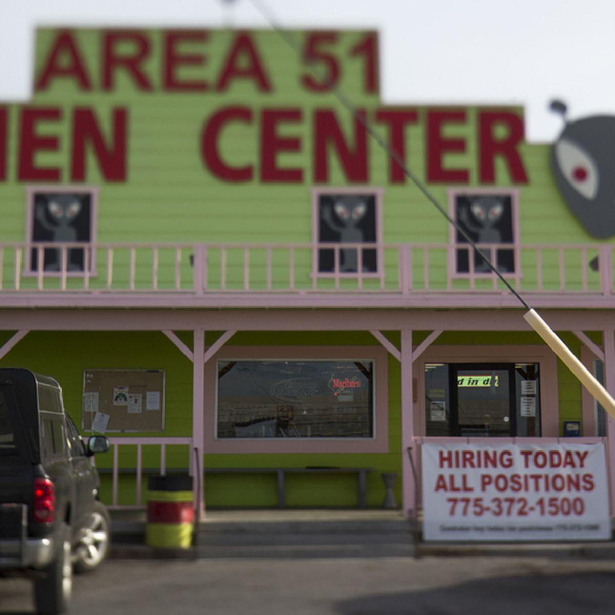 Storm Area 51: Alienstock music festival cancelled to avoid