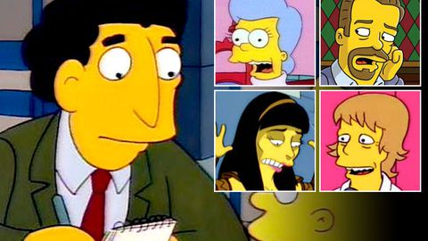 Slideshow: Top 25 Simpsons guest stars