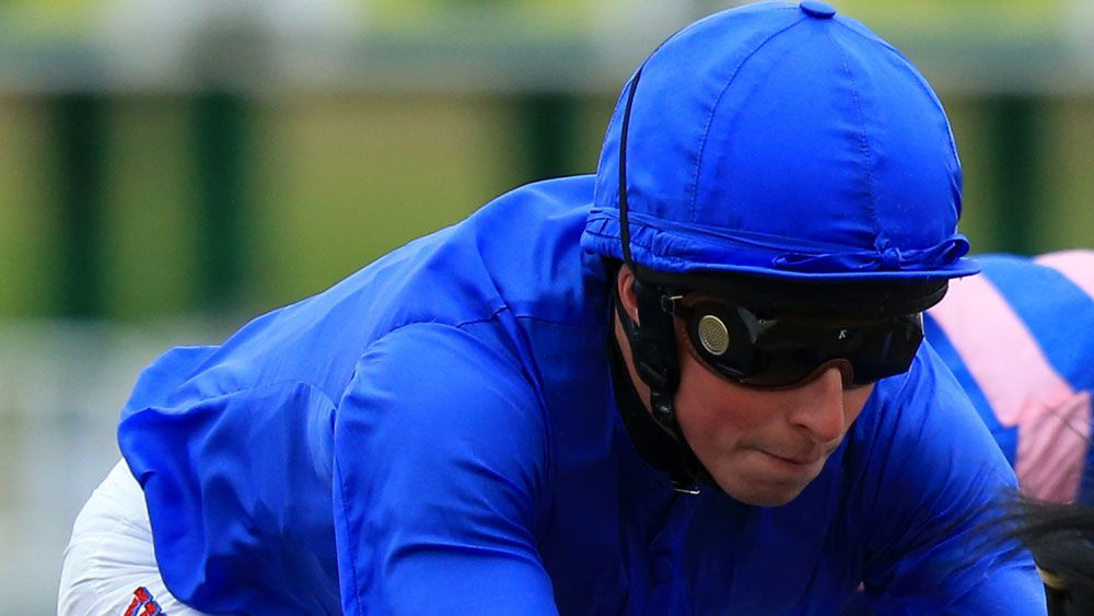 William Buick will fly to Australia to ride Scottish in the Emirates Stakes. (AAP)