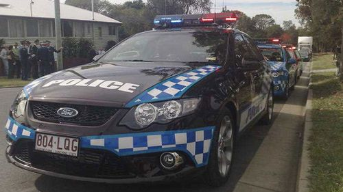Queensland 'fake cop' questioned after pulling over real cops