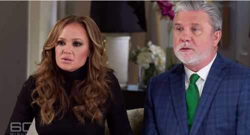 Leah Remini used to be a Scientologist.