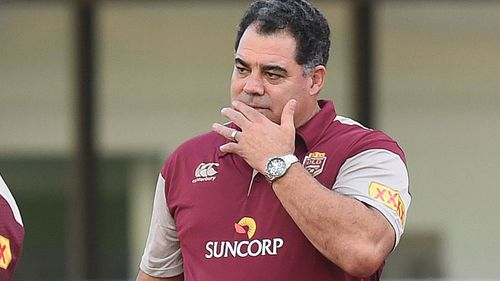 Mal Meninga confirmed as new coach of Kangaroos