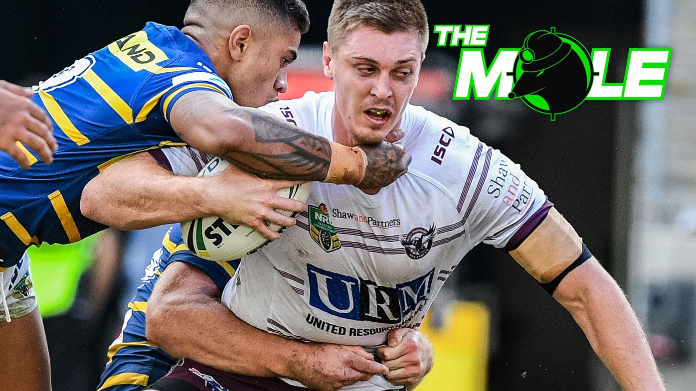 The Mole: Shaun Lane leaves Manly to join Parramatta Eels