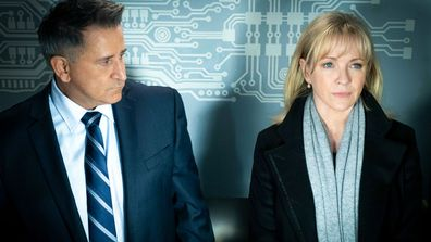 Halifax: Retribution Anthony LaPaglia Rebecca Gibney