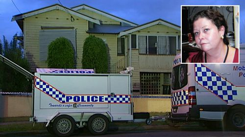 Man spotted outside home of murdered Brisbane mum