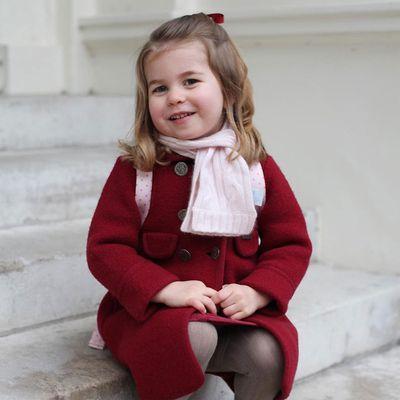 Happy Birthday, Princess Charlotte!