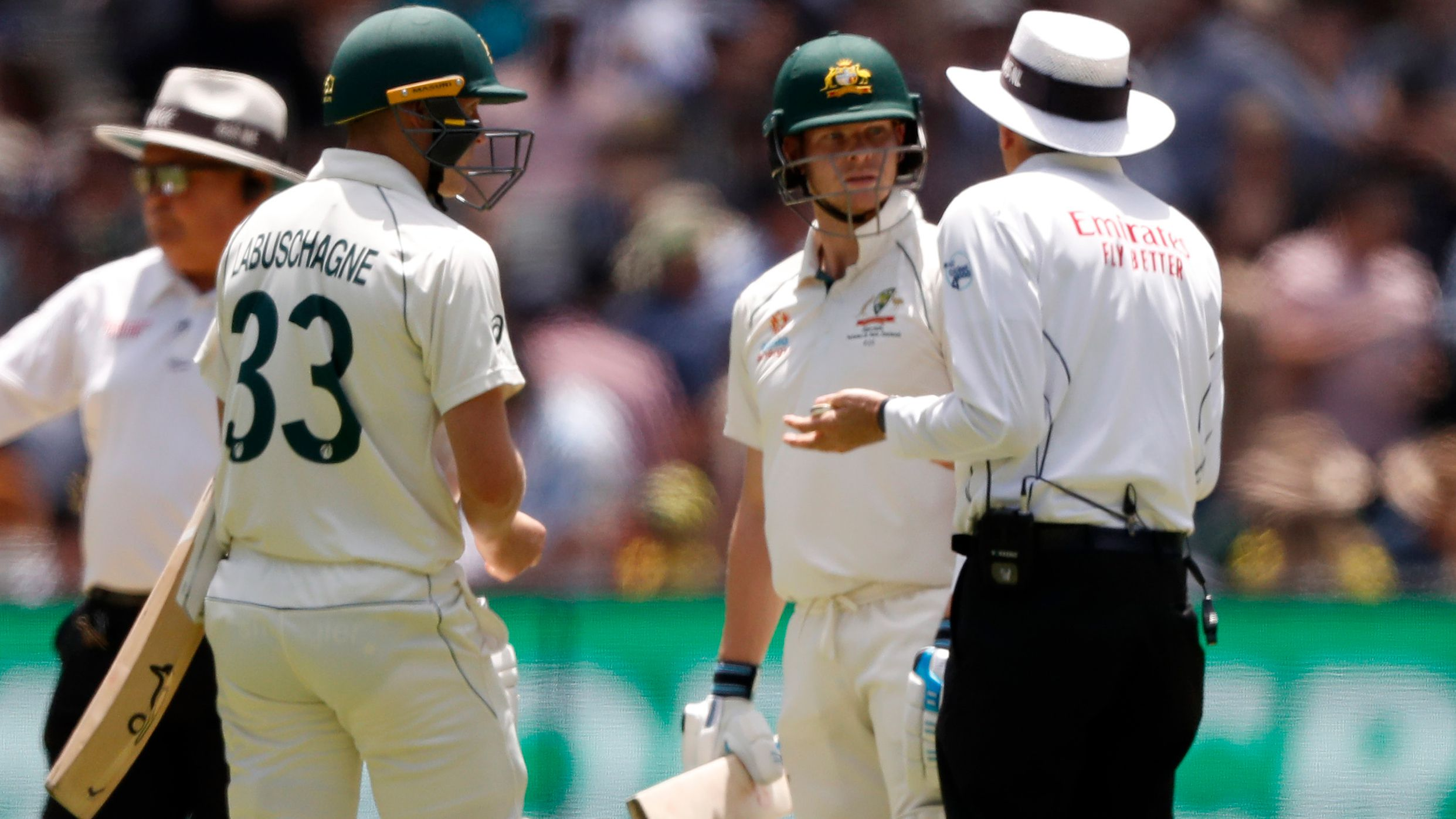 Australian cricket legend's radical call to dump leg byes