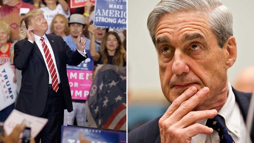 Special counsel Robert Mueller is investigating links between the Trump 2016 election team and Russia. (Photo