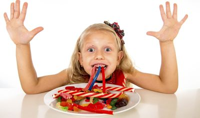 <strong>1. Sugar makes kids hyperactive - MYTH</strong>
