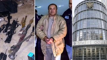 How once powerful El Chapo was brought to justice