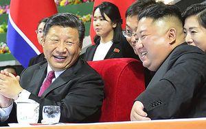 China denies weakening sanctions enforcement on North Korea