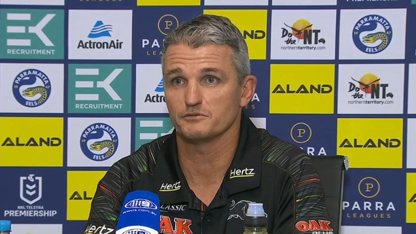 Penrith Panthers were rocked by NRL pre-season sex tapes: Ivan Cleary