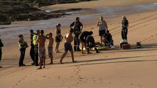 Two men were pronounced dead while an 11-year-old boy managed to swim to shore.