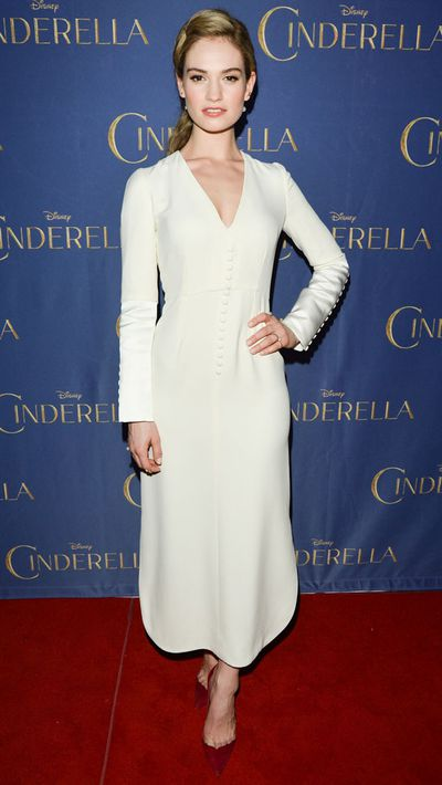 This Christian Dior dress is a demure bride's dream