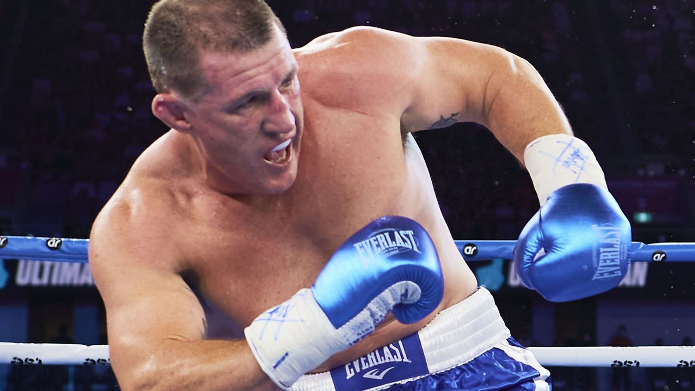 EXCLUSIVE: Paul Gallen 'sick' of boxing criticism as he faces ex-world champion
