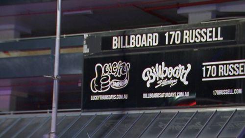 """The venue was hosting a """"Bingo Loco"""" event."""