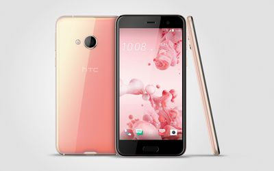 "<a href=""https://www.jbhifi.com.au/phones/Outright-Mobile-Handsets/htc/htc-u-play-32gb-handset-sapphire-blue/358576/"" target=""_blank"" draggable=""false"">HTC U Play in Cosmetic Pink or Sapphire Blue, $799.&nbsp;</a>"