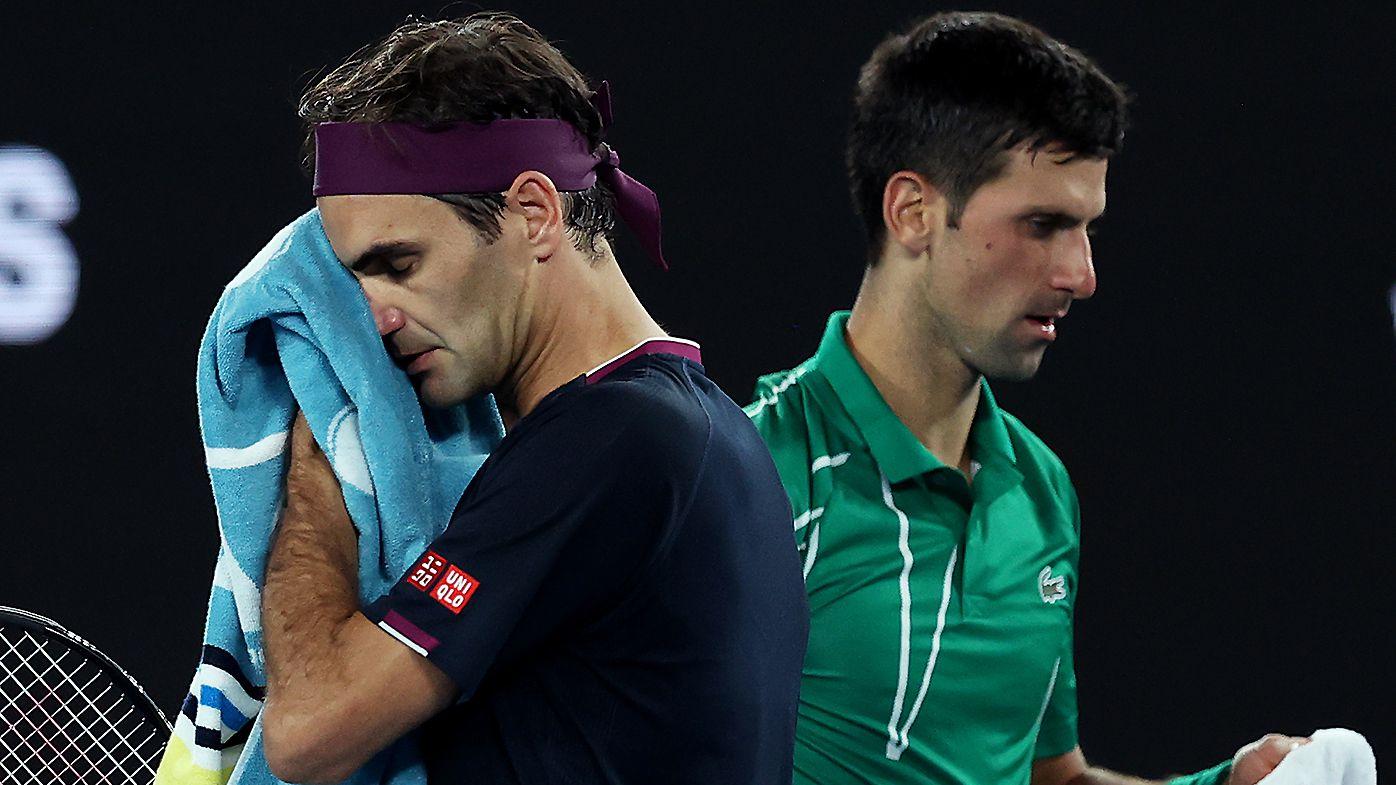 Novak Djokovic's father makes wild claim alleging Roger Federer 'attack' on his son