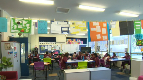 The move is in line with the state government increasing the university ATAR score for teaching to 70.