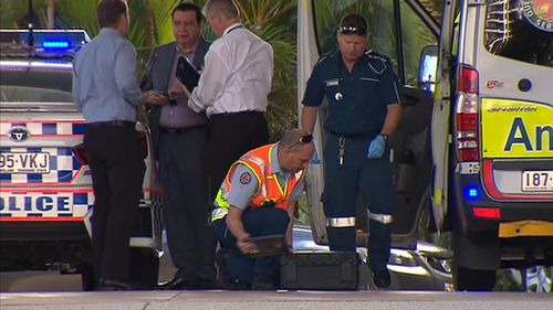 Man shot in stomach by intruders who stormed Surfers Paradise hotel