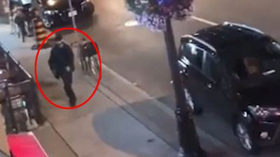 Toronto gunman calmly walks down street before abrupt turn to fire