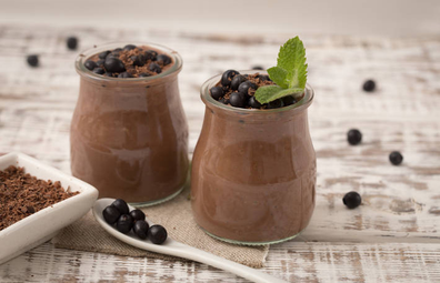 F45 Chocolate Berry Protein Smoothie