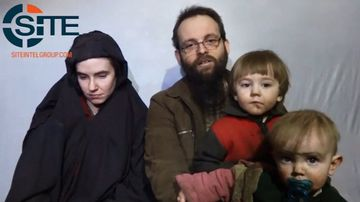 Ex-Taliban captive charged with sexual assault in Canada