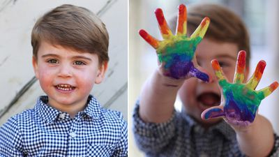 Prince Louis' turns two