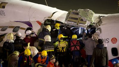 "<p>Cold weather, poor visibility and rising water levels were hampering the rescue, officials said, admitting they are now ""not optimistic"" about finding survivors.</p>"