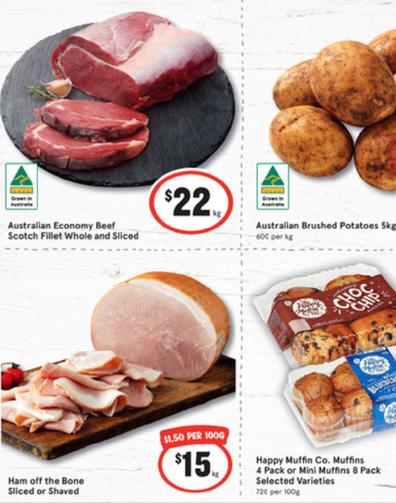 IGA's three-day grocery sale kicks of on July 16.