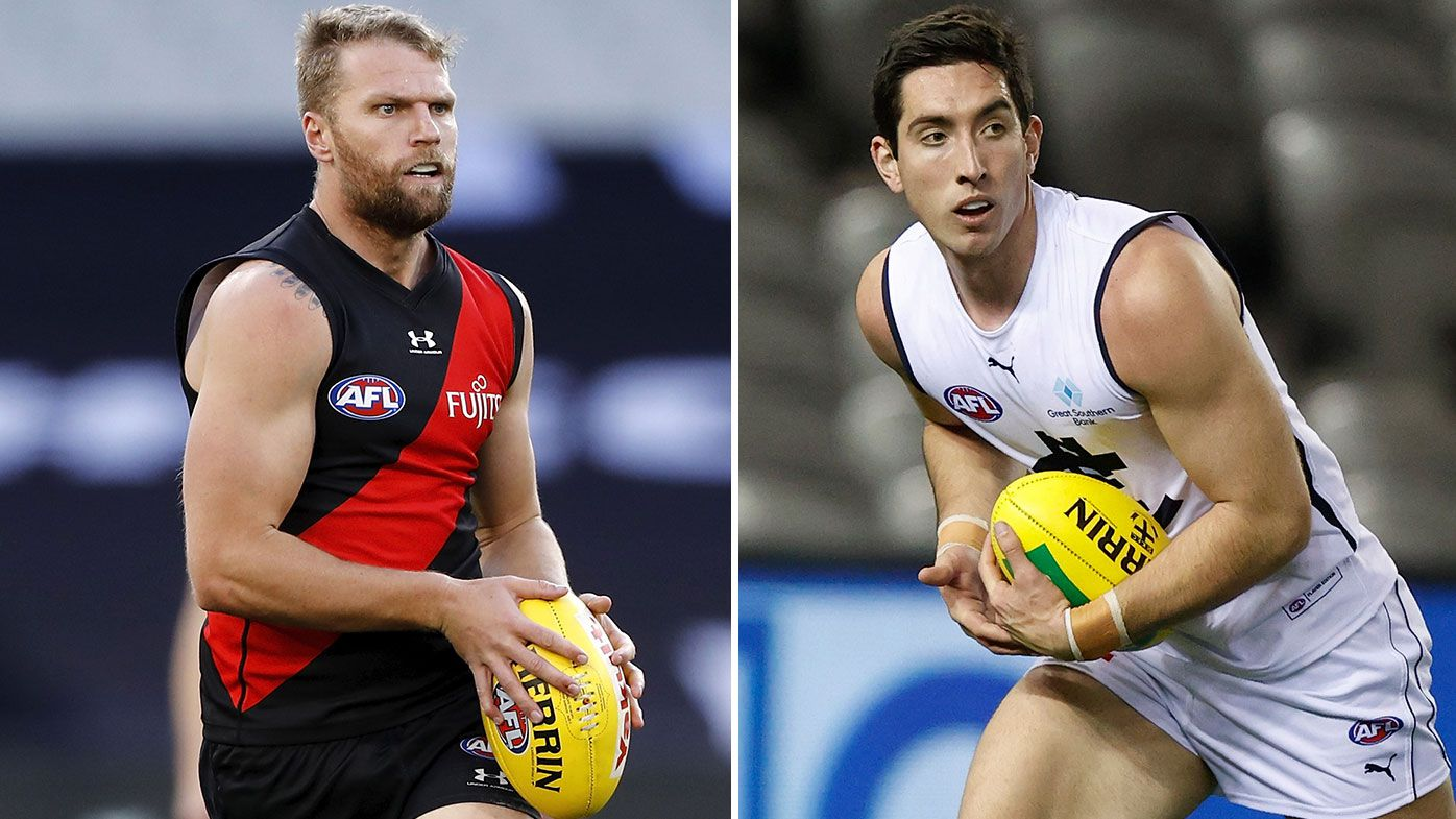 AFL world reacts to 'unluckiest' All-Australian snubs as Jake Stringer and Jacob Weitering miss out